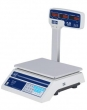Электронные весы настольные M-ER 327P MAG - Стильные и современные торговые весы со стойкой. Весы предназначены для измерения массы и вычисления стоимости товаров на предприятиях торговли и общественного питания.
